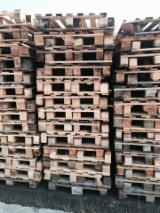 Buy Or Sell Wood Recycled - Used In Good State  - Selling disposable pallets