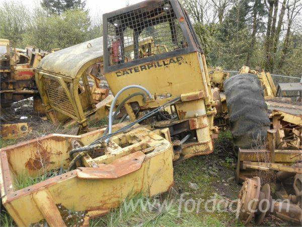 Used 1986 Caterpillar 528 - DISMANTLED Skidders for sale in