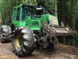 Used 2003 Timberjack 360C Skidders for sale in Russia
