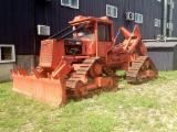 Used 1990 Timberjack 480 T 4-Track Grapple Skidder Skidders for sale in Germany