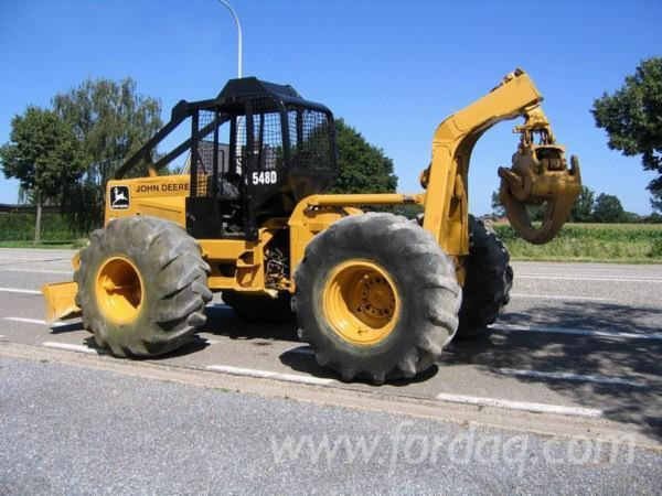 Used-1991-John-Deere-548D-Skidders-for-sale-in