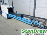 Woodworking Machinery For Sale - Multi saw-shaft - Trak TD 500 WALTER + reception