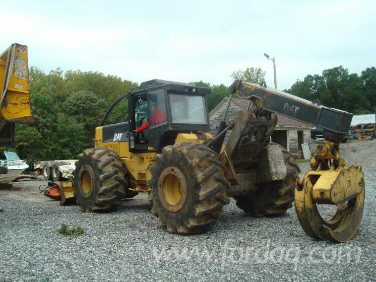 Used-2008-Caterpillar-535C-Skidders-for-sale-in-United