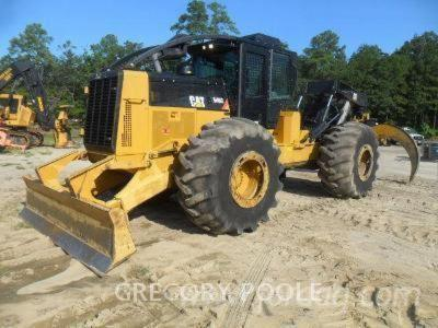 Used-2011-Caterpillar-545C-Skidders-for-sale-in-United