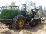 Forest & Harvesting Equipment Belgium - Used 2010 John Deere 1470E Harvesters for sale in Sweden