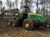 Forest & Harvesting Equipment Belgium - Used 2012 John Deere 1070E754 Harvesters for sale in Finland