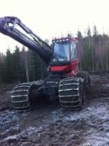 Forest & Harvesting Equipment Belgium - Used 2008 Komatsu 911.4 Harvesters for sale in Sweden