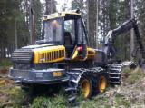 Forest & Harvesting Equipment Belgium - Used 2012 Ponsse Ergo 8W Harvesters for sale in Sweden