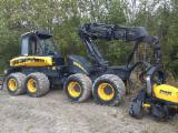 Forest & Harvesting Equipment - Used 2011 Ponsse Ergo 8WD Harvester in Germany