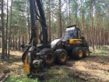 Forest & Harvesting Equipment - Used 2013 Ponsse Ergo 8WD Harvester in Germany
