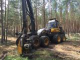 Forest & Harvesting Equipment - Used 2013 Ponsse Ergo 8WD Harvester in Germany