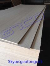 Wholesale  Fancy Decorative Plywood ISO-9000 China - Pre laminated Melamine plywood