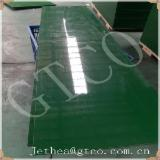 Plywood Supplies Green PP plastic film faced shuttering formwork plywood