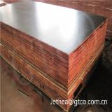 Plywood Supplies 18mm 21mm Black film faced shuttering marine plywood board