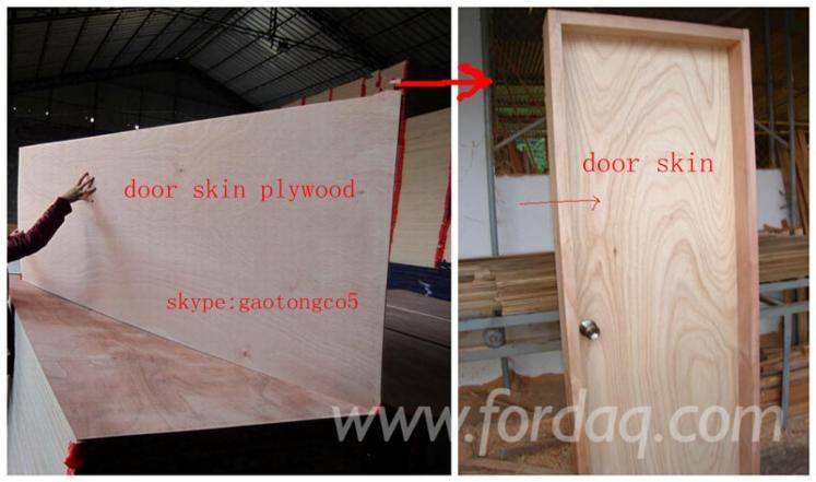 Okoume-veneer-plywood-door