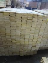 Softwood - Sawn Timber - Lumber - Planed timber (lumber)  Supplies TAEDA PINE SAWN KD 17 x 98 x 1300 mm