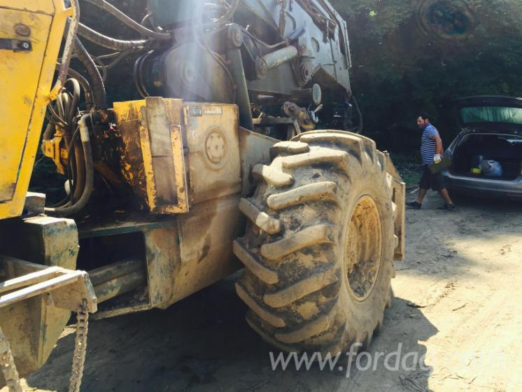 Used-2004-HSM-904Z-Forest-Tractor-in