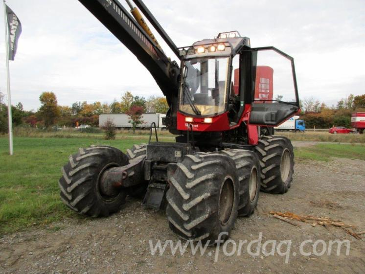 Used-2006-Valmet-12364-911-3-Harvester-in