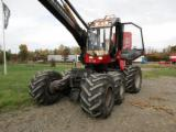 Fordaq wood market Used 2006 Valmet / 12364 h 911.3 Harvester in Germany