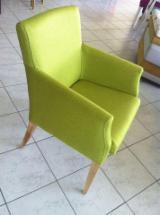 Albania Contract Furniture - Katerina Armchairs for Bars and Restaurants, Beech