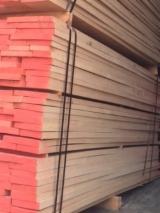 Hardwood - Square-Edged Sawn Timber - Lumber Supplies Planks (boards) , Beech (Europe)