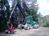 Forest & Harvesting Equipment Belgium - Used 2005 Gremo 950 HPV/R Harvesters for sale in Denmark