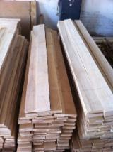Hardwood  Sawn Timber - Lumber - Planed Timber For Sale Ukraine - Edged Ash strips from Ukraine