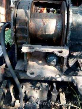 Used----Cable-Winch-in