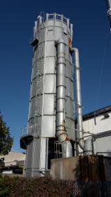 Maszyny Do Obróbki Drewna Na Sprzedaż - Ekstrakcja - Silos Używane 1996 IMAS 150 M.C. w Włochy