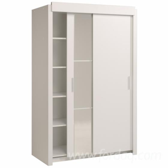 Wholesale Contemporary Particle Board Wardrobes Romania