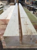 Softwood  Sawn Timber - Lumber - Construction and garden materials from spruce and pine.