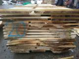 Unedged Hardwood Timber - Boules seasoned poplar 25 mm