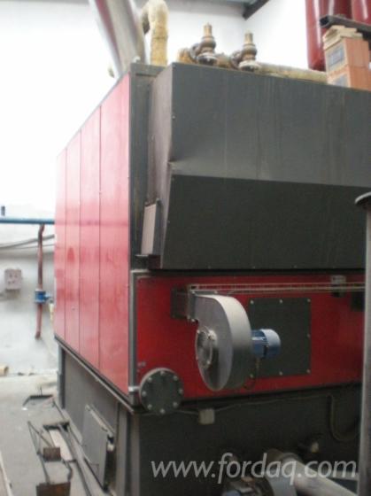 Installations-Et-Mat%C3%A9riels-Auxiliaires-Pour-La-Production-D%27energie-Uniconfort-Cmt---F200-Occasion