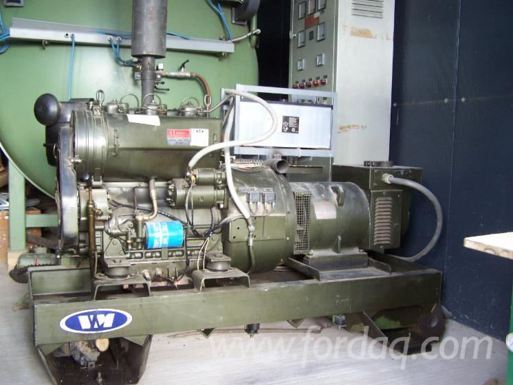 Installations-et-Mat%C3%A9riels-Auxiliaires-pour-la-Production-d%27Energie-Gpm-Laimer-Co-Occasion-1993-en