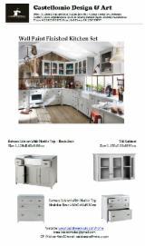 Meubles De Cuisine - Armoires de Cuisine, Art & Crafts/Mission, 20 pièces par mois