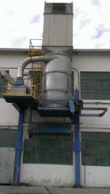 Holzbearbeitungsmaschinen Spanien - Gebraucht 1995 SCM Absaug Silo in Spanien