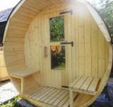 Wood Houses - Precut Timber Framing - Wooden Houses Fir (Abies alba, pectinata) Romania