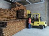 Hardwood  Unedged Timber - Flitches - Boules - Loose,  tzalam