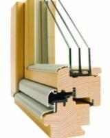 Türen, Fenster, Treppen CE - Nadelholz, Fenster, Fichte (Picea abies) - Weißholz, CE