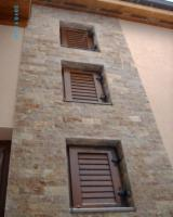CE Certified Finished Products - Spruce  - Whitewood Window Shutters  Romania