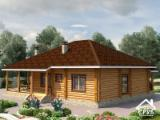 Wood Houses - Precut Timber Framing For Sale - Wooden house Venice