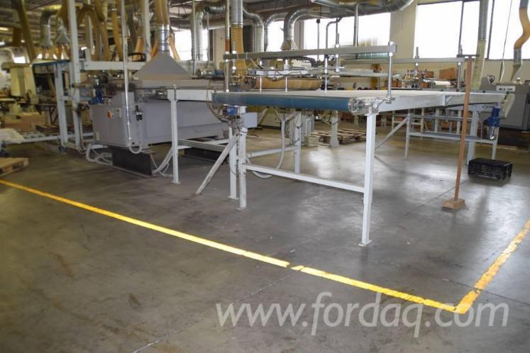 Vendo linea di produzione parquet a costa kuadra 336 252 - Compro parquet usato ...