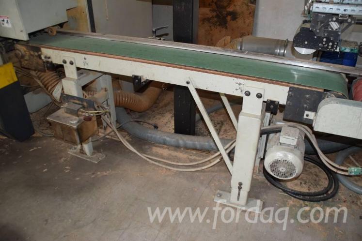 Vendo linea di produzione parquet weinig unimat 23e usato - Compro parquet usato ...