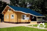 Wood Houses - Precut Timber Framing For Sale - Wooden house