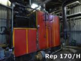 Maszyny do Obróbki Drewna dostawa - Systemy Kotłów Z Piecami Na Zrębki COMPTE Używane w Francja