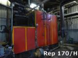 Boiler Systems With Furnaces For Chips - Used 1988 Boiler Systems With Furnaces For Chips For Sale France