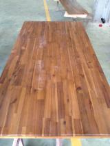 Acacia Solid wood panels/Acacia Mangium wood panel/wood staircase/wood worktops