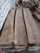 Hardwood  Unedged Timber - Flitches - Boules - UNEDGED TIMBER (ASH)