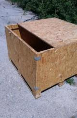 Pallets – Packaging For Sale - New Crates from Romania, Arges