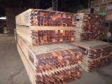 Hardwood - Square-Edged Sawn Timber - Lumber Supplies - Iroko , Sapelli , Wenge ,Tali ,Okan ,Teak ,Bubinga ,Ebony, Planks (boards) , F 1, Cameroon, Litoral